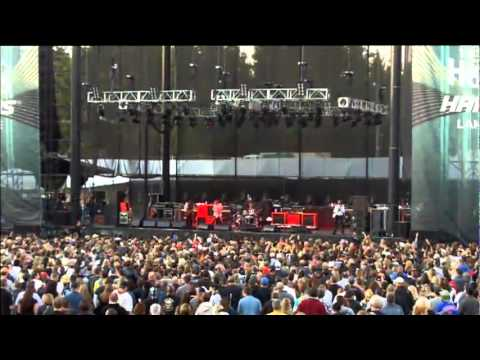Aaron Hagar and The Wabos - Red - Live Lake Tahoe Sept. 2010