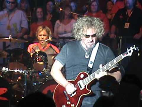TURN UP THE MUSIC/I CAN`T DRIVE 55 - NIGHT ONE - CINCO DE TAHOE - SAMMY HAGAR