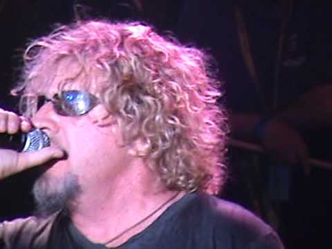 Why Can`t This Be Love - Sammy Hagar and the Wabos - 5/7/10