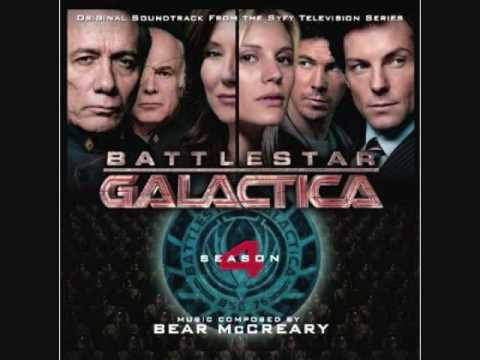 Bear McCreary - Kara Remembers (piano cylon song full version) Battlestar Galactica Season 4