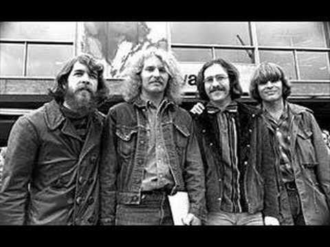 Creedence Clearwater Revival: Who`ll Stop The Rain