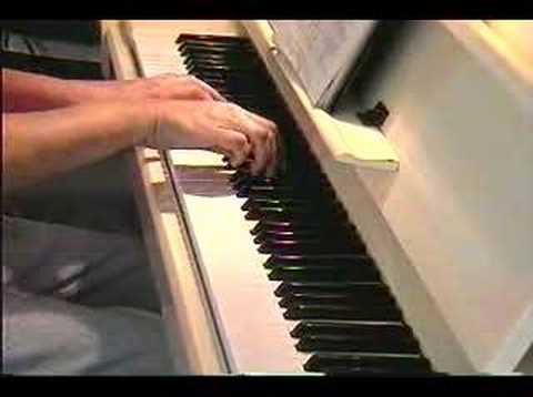 jazz piano Somewhere Over the Rainbow