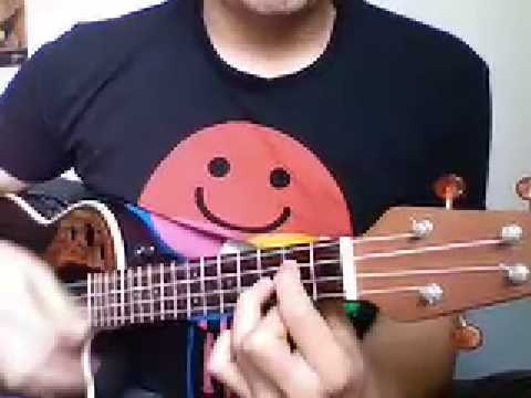 how to play somewhere over the rainbow from the wizard of oz on the ukulele