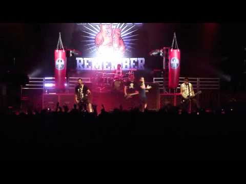 A Day To Remember - Intro / 2nd Sucks (NEW SONG)(LIVE HD)