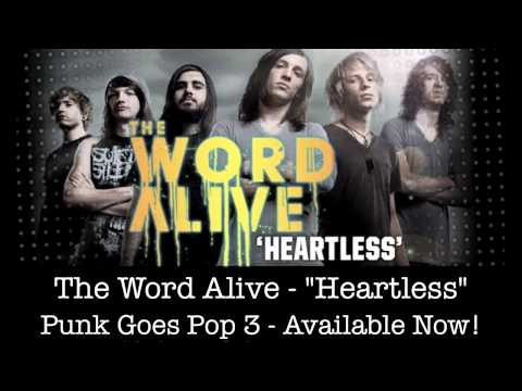 The Word Alive - Heartless (w/ Lyrics)