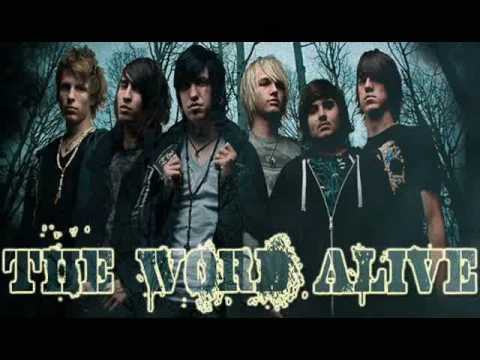 The Word Alive - I`m Sorry (Unreleased)