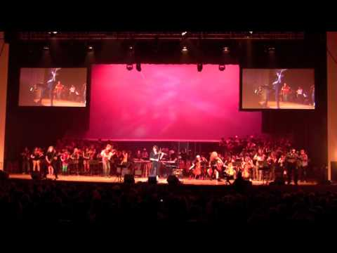 KobiAshi Maru - Youth ROCK Orchestra with the Mark Wood Experience
