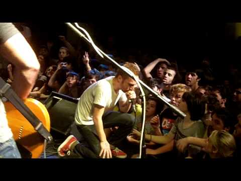 Therefore I am - I Get Nervous in Cars (Live Derry Opera House 11-19-10)