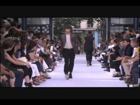 These New Puritans - We Want War (dior homme S/S 2010)