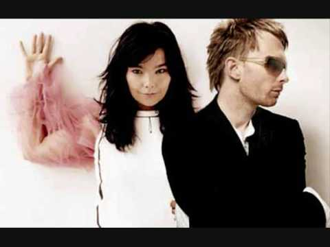 Thom Yorke With Bjork - I`ve Seen It All