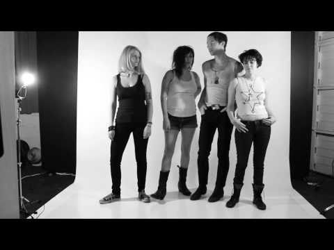 Those Darlins - `Be Your Bro` (OFFICIAL MUSIC VIDEO)