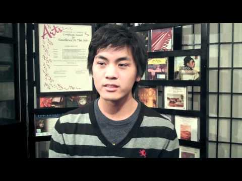 Jason Chen talks about the TO Philharmonic