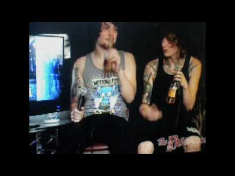 Asking Alexandria Thrash and Burn Tour Interview