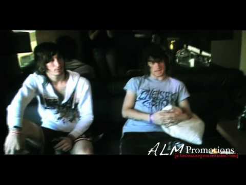 ASKING ALEXANDRIA Interview: Thrash & Burn Tour 2010