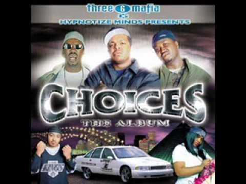 Three 6 Mafia - Gangsta Niggaz