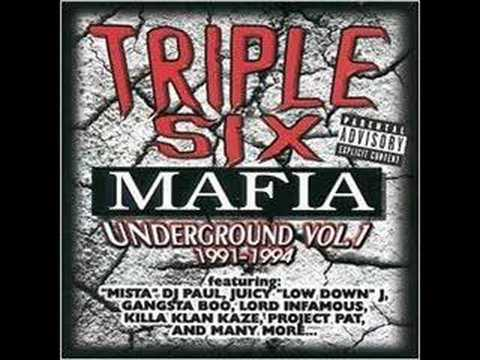 Three 6 Mafia-Ridin In Da Chevy
