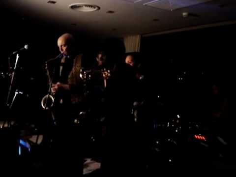 Beyonce band with Dimitri Vassilakis` qrt at The Penthouse Lounge Bar / President Hotel Athens