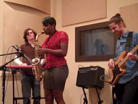 Music Lab at Jefferson Center - Tia Fuller and Snarky Puppy