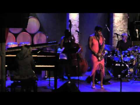 Tia Fuller Quartet at 2010 JJA Jazz Awards