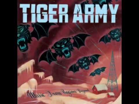 Tiger Army - Track 6 - Lunatone