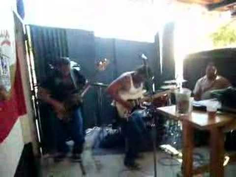 Tim Conway band @ THE BUCKET (pt 1)