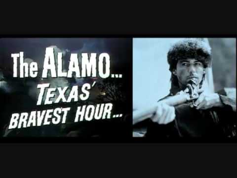 Brian Burns - Ballad of The Alamo