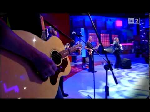 Tim Robbins and the Rogues Gallery Band - You`re My Dare - Live@Quelli che... Rai TV Italy