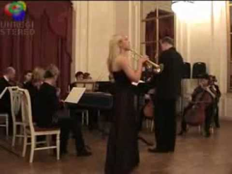 Tine Thing Helseth Neruda Trumpet Concerto (1/3)