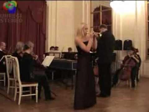 Tine Thing Helseth Neruda Trumpet Concerto (3/3)