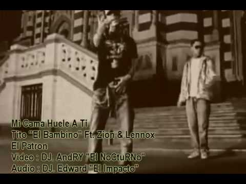 "Tito ""El Bambino"" - Mi Cama Huele a Ti (Dj Edward Remix) [Dembow Remix with Lyrics]"