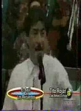 Tito Rojas - Me mata la soledad - En vivo