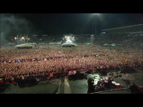 METALLICA - Seek and destroy DVD Sonisphere sofia live 2010 HD720