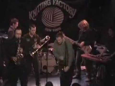 Rotterdam Ska-Jazz Foundation : Night In Tunisia