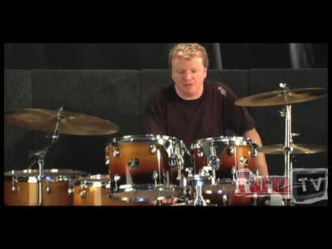 Gretsch Catalina Maple Drum Set Tobacco Fade / Farm TV Review / themusicfarm.com