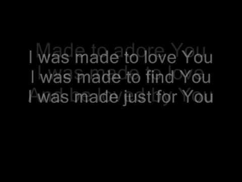 tobymac-Made To Love with lyrics