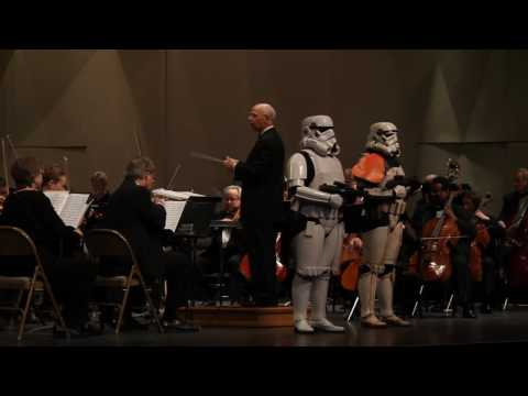 Toledo Symphony Performs Music from Star Wars