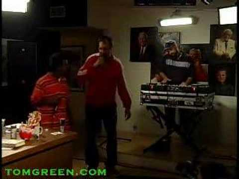 Jurassic 5 and Tom Green Live - FREESTYLE SESSION
