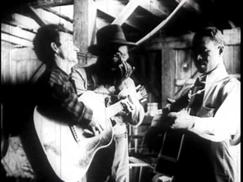Pete Seeger & Woody Guthrie: American Folk Music Documentary - To Hear Your Banjo Play (2/2)