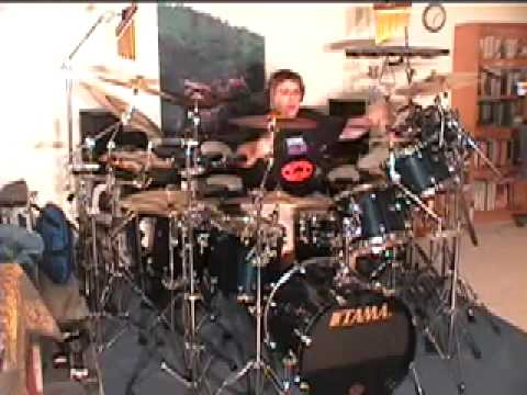"Rush ""Tom Sawyer"": Drums!"