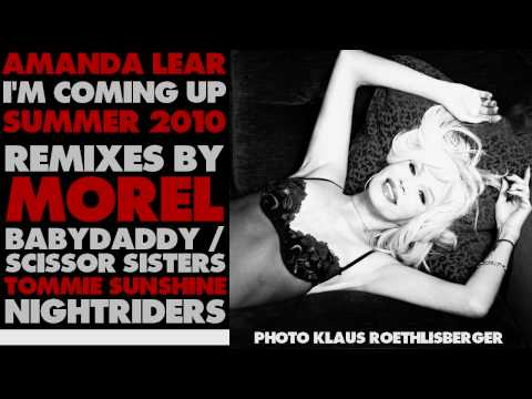 Amanda Lear   Official Brand New EP   I`m Coming Up   teaser