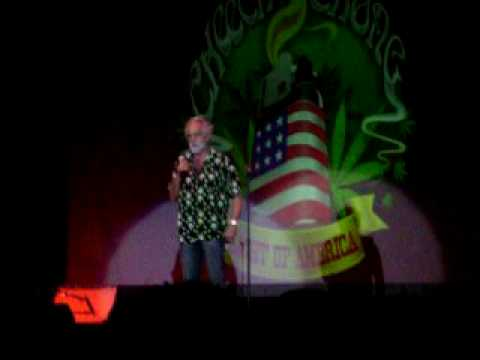Tommy Chong in Austin TX 11/15/08