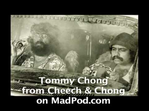 Tommy Chong, Cheech and Chong promo, interview
