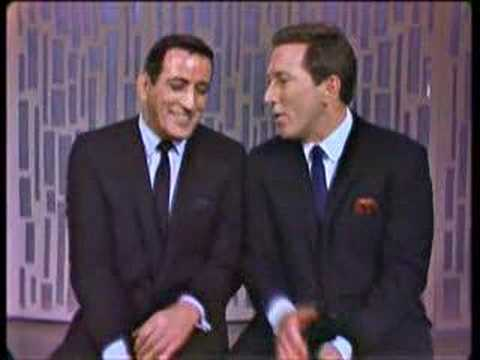Tony Bennett and Andy Williams City Medley
