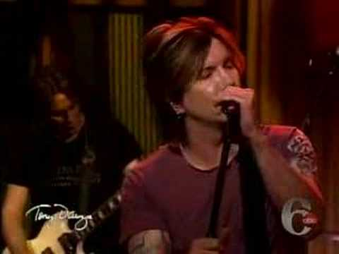 Goo Goo Dolls on Tony Danza - Stay With You