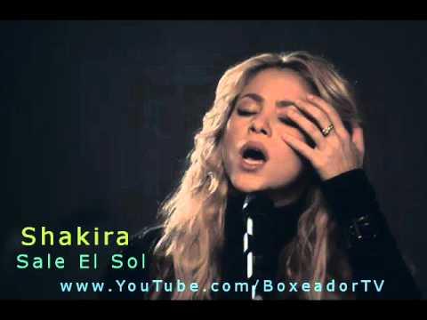 Nuevo!!! Wisin & Yandel Ft. Shakira - Sale El Sol Remix [Reggaeton 2011]