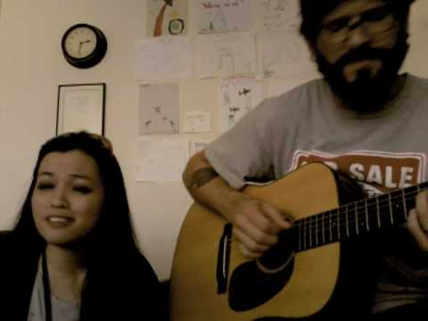 "Melissa Polinar & Tony Lucca ""Where Is The Love"" (cover)"