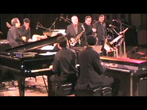 """To Brenda With Love"" Paquito D`Rivera Ensemble"