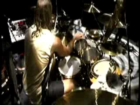 Danny Carey of Tool playing Forty Six & 2 Solo