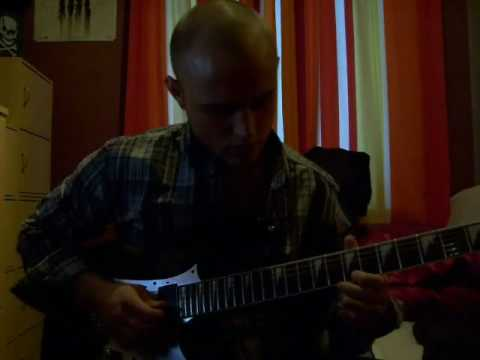 Joe Satriani - always with me always with you covered by Alapi Karoly
