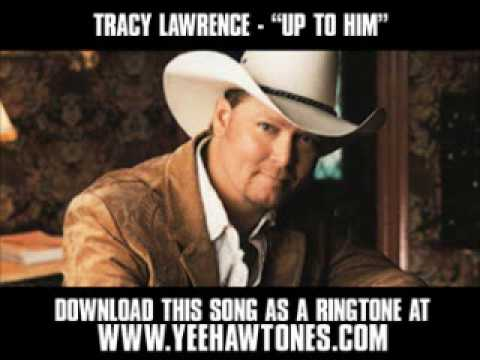 Tracy Lawrence - Up To Him [ New Video + Lyrics + Download ]